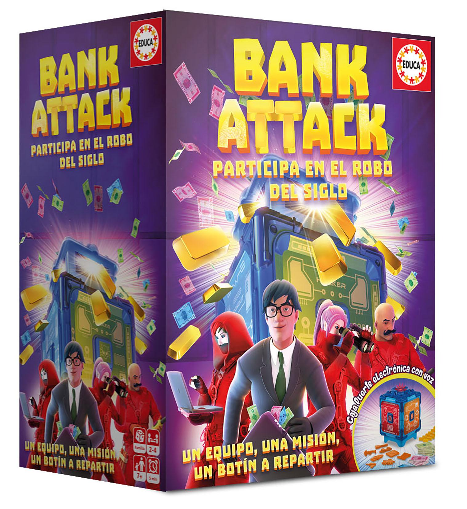 BANK ATTACK 18349 - N57819