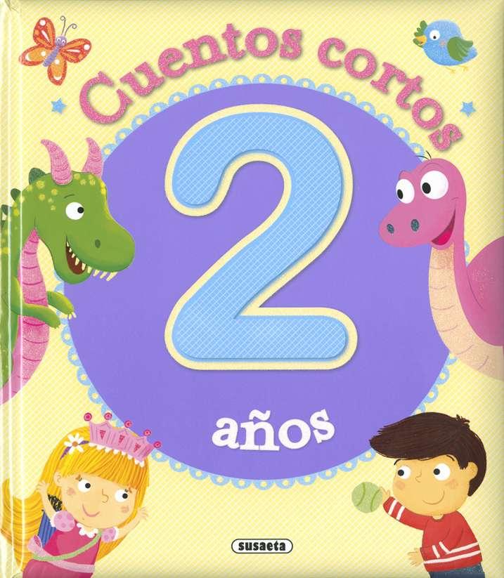 CUENTOS CORTOS PARA 2 AÑOS S2086003