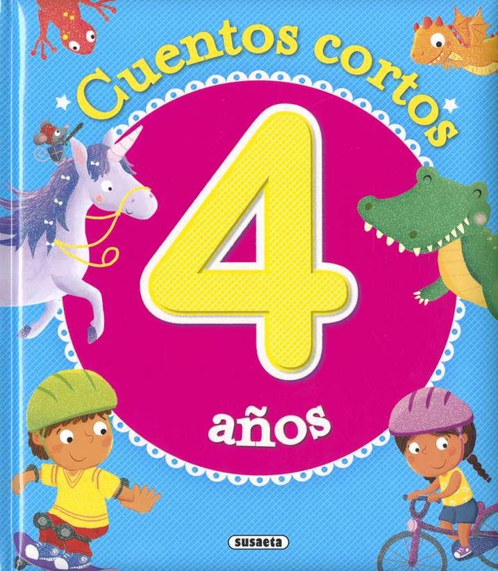 CUENTOS CORTOS PARA 4 AÑOS S2086004