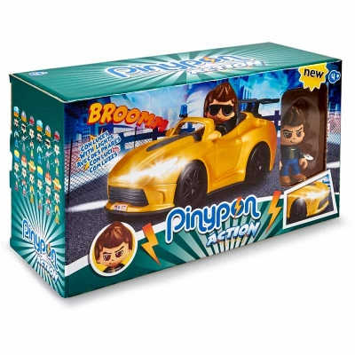 PINYPON ACTION SUPER COCHE 15150 - N39220