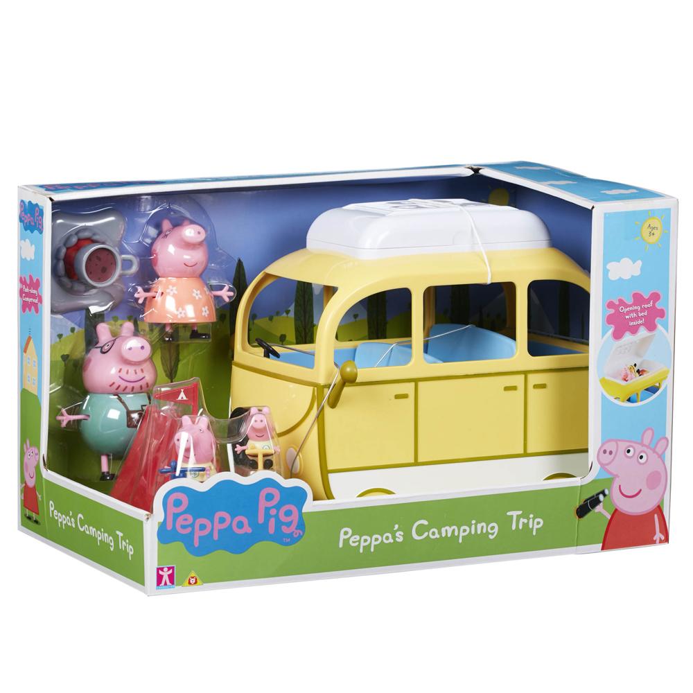 AUTOCARAVANA PEPPA PIG 84211 -  N17220