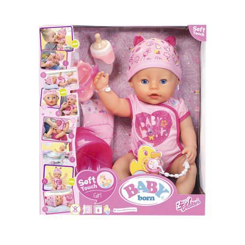BABY BORN INTERACTIVO 815793 - N14420