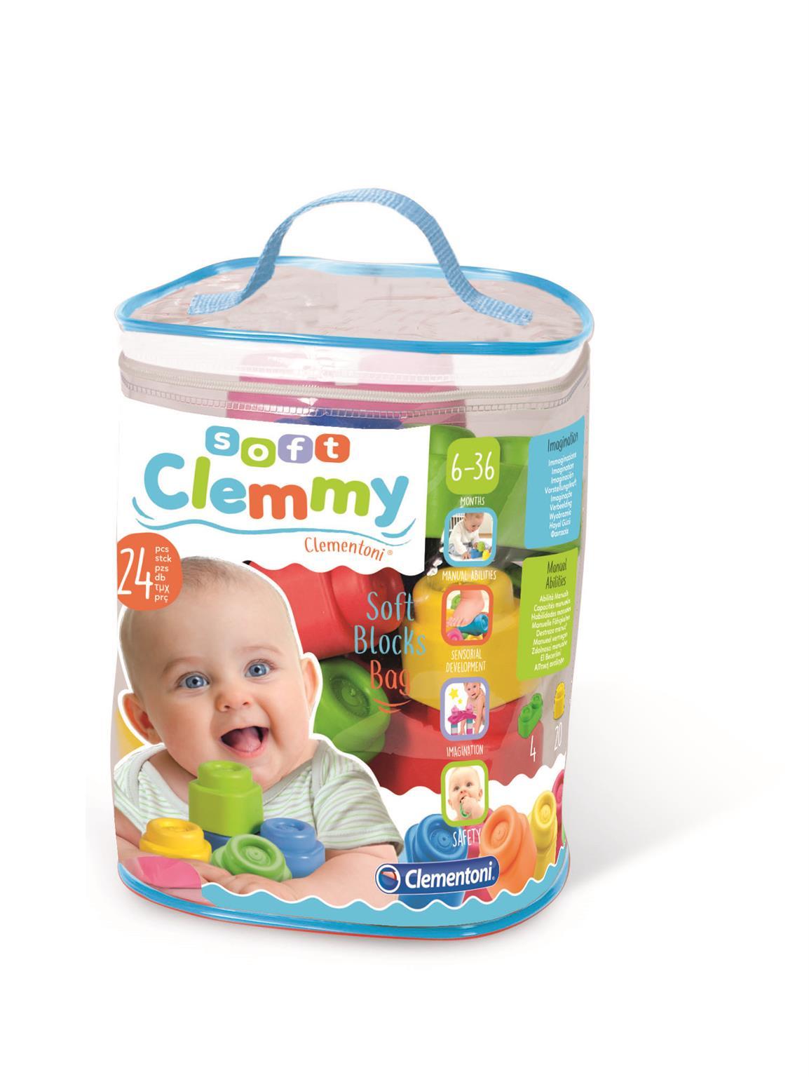 CLEMMY BABY BOLSA 24 BLOQUES14889 - N21820