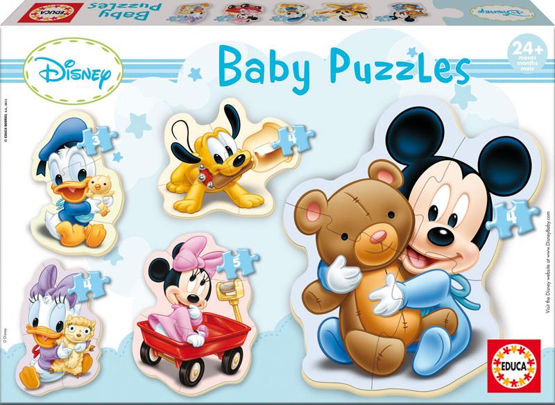 BABY PUZZLES MICKEY 13813