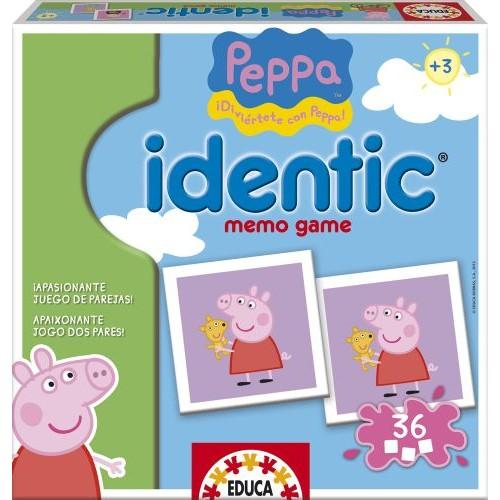 IDENTIC PEPPA PIG 16227
