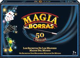 MAGIA BORRAS CLASICA 50 TRUC.24047