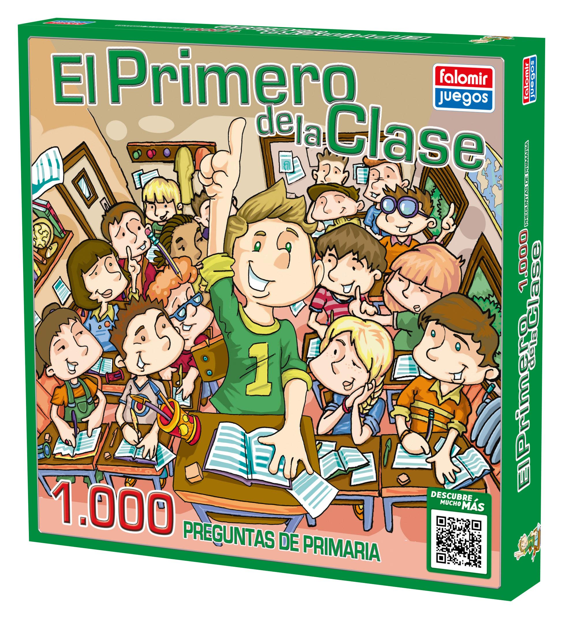 EL 1º DE CLASE 1000 1710
