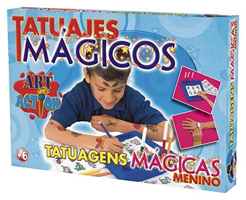 TATUAJES MAGICOS 11531-2