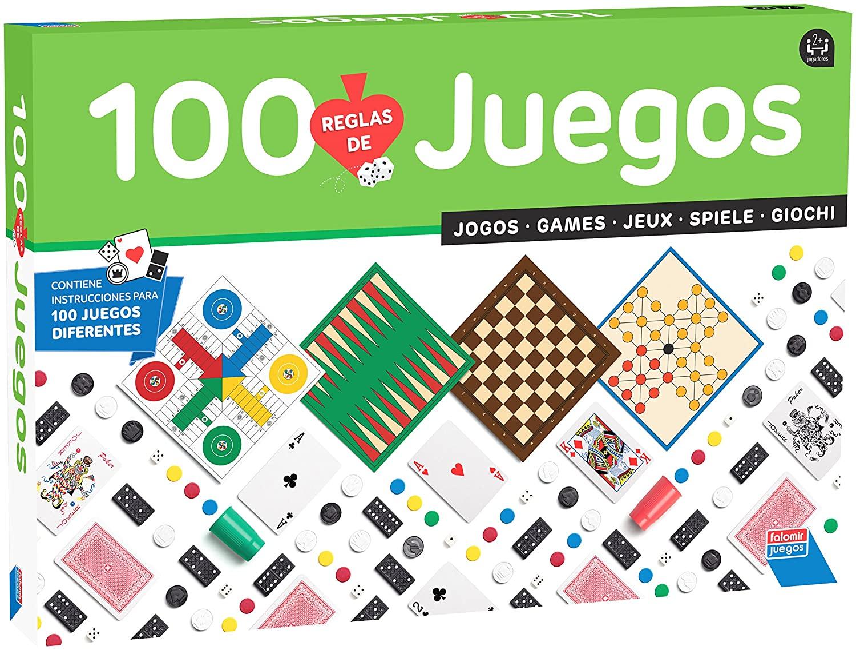 100 JUEGOS REUNIDOS 1308 - V39619