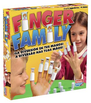 FINGER FAMILY 24001