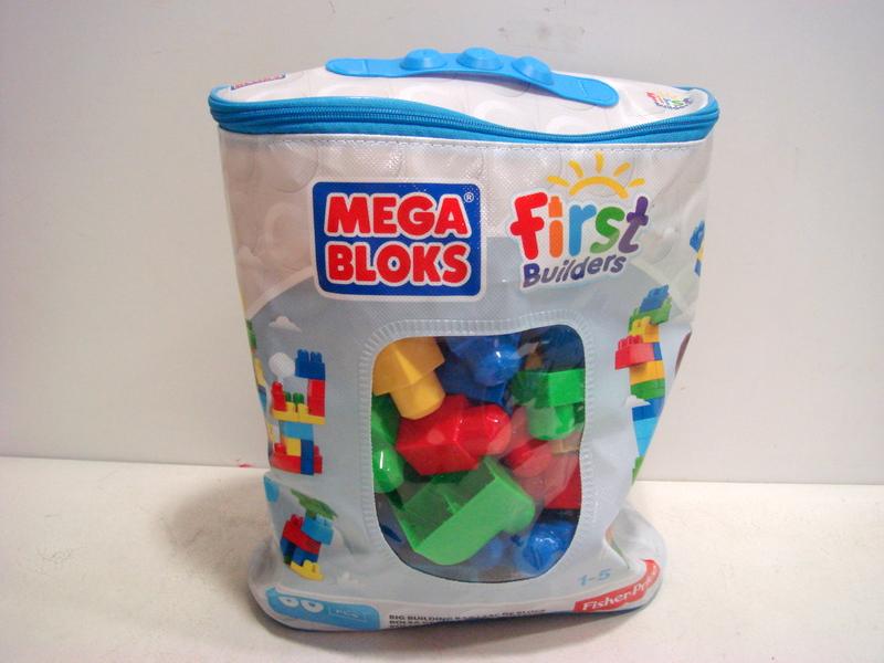 BOLSA MEGA BLOKS 60 CLASICA DCH55 - N75319