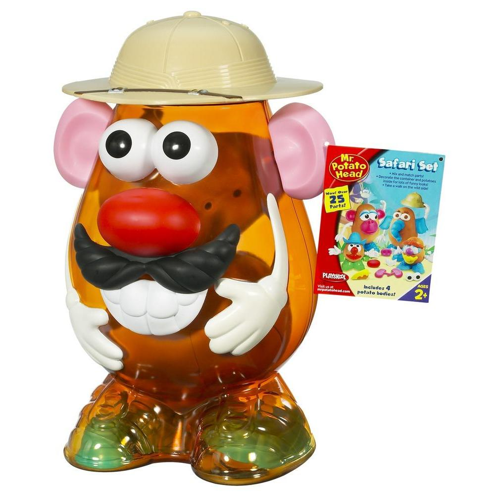 MR POTATO SAFARI 20335 - N45820