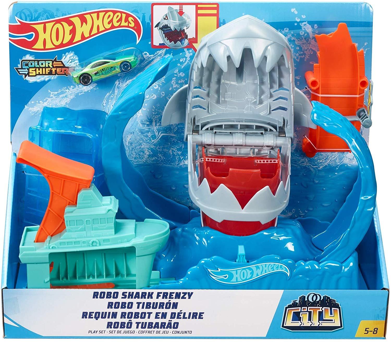 HW ROBO SHARK FRENETICO GJL12 V21620