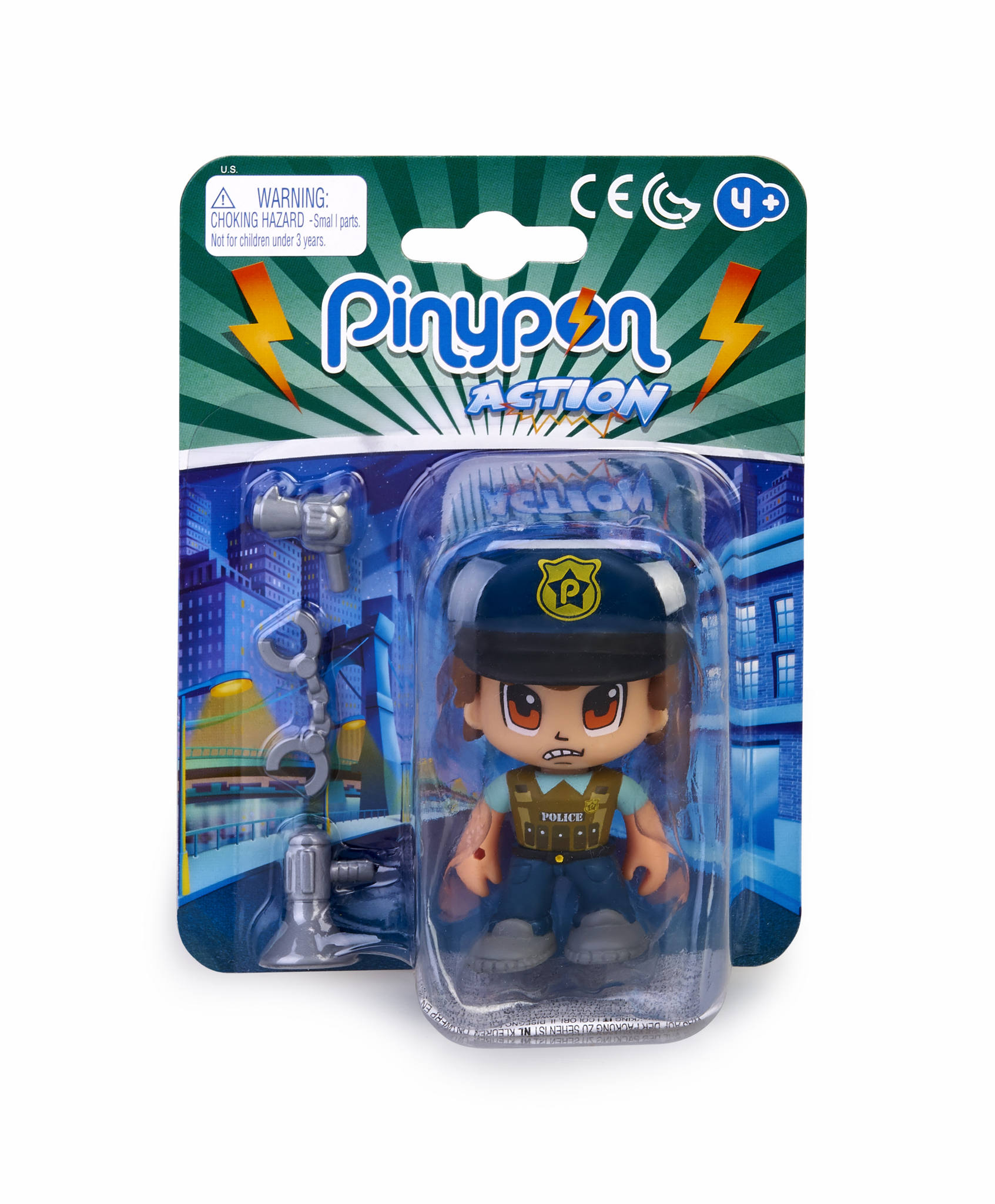 PINYPON ACTION POLICE SQUAD 15589