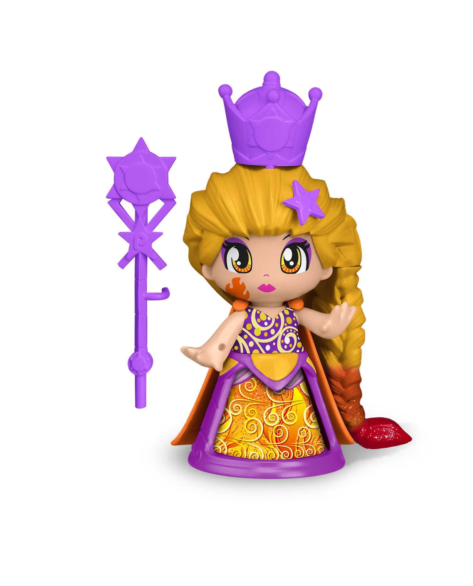 PINYPON QUEENS PACK 2 FIGURAS 15653