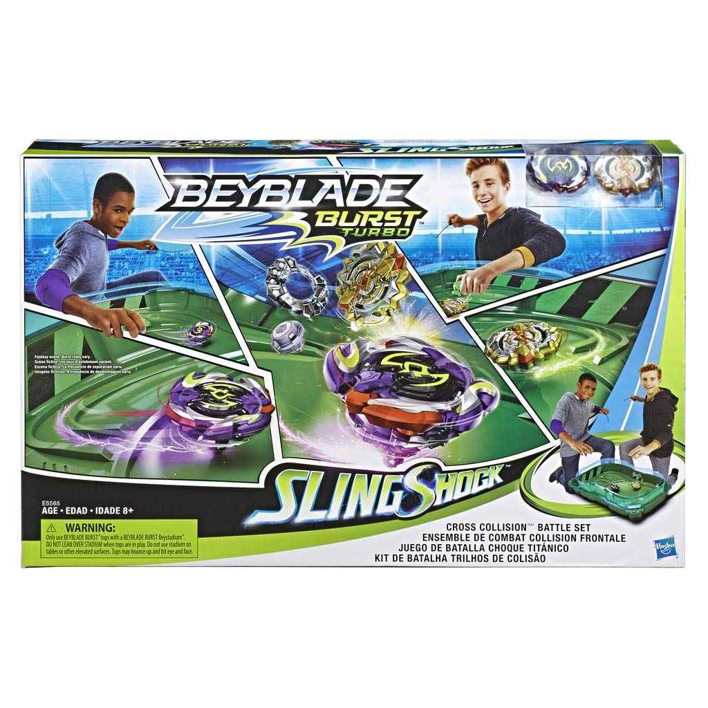 ESTADIO BEYBLADE CROSS COLLISION E5565
