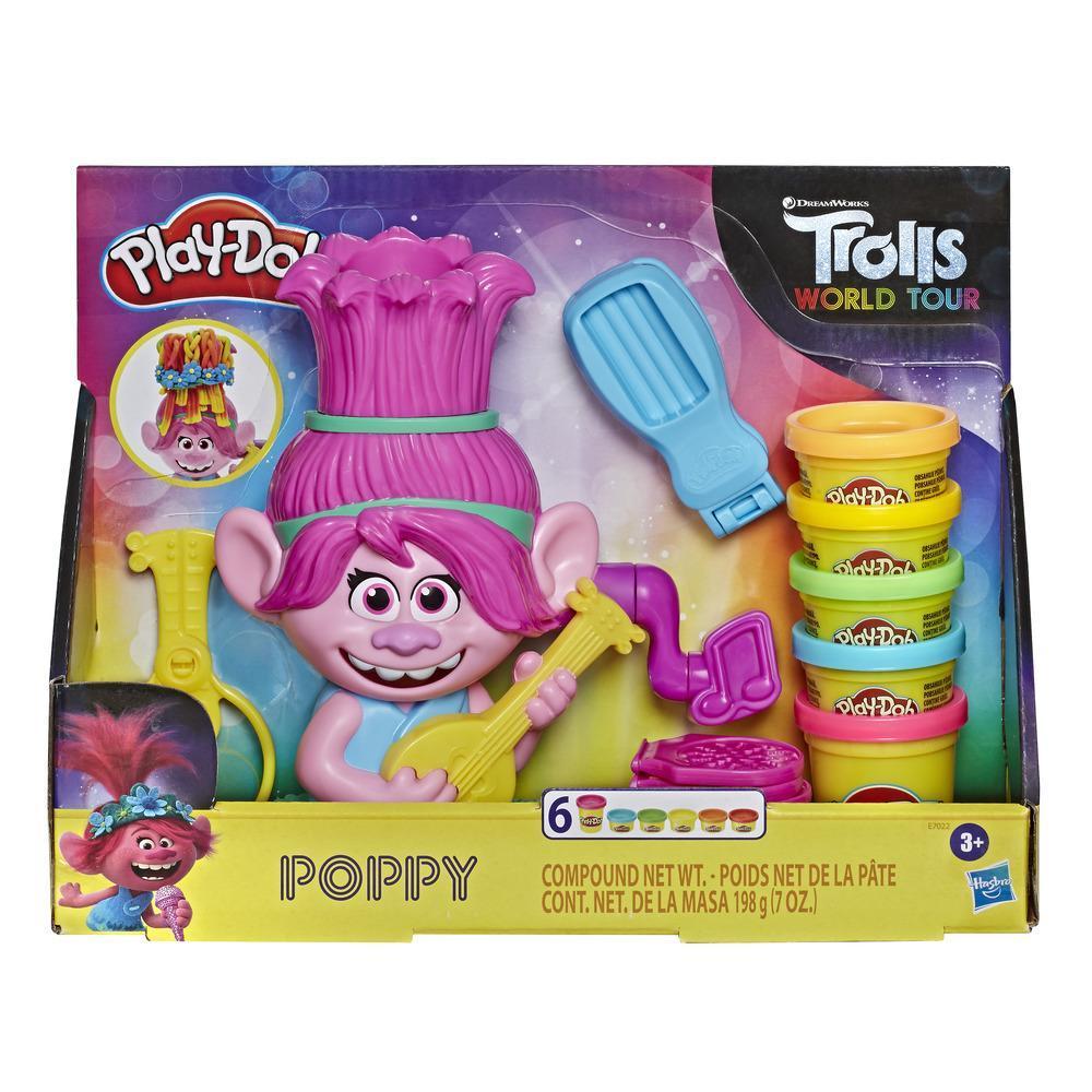 TROLLS POPPY PLAY-DOH E7022
