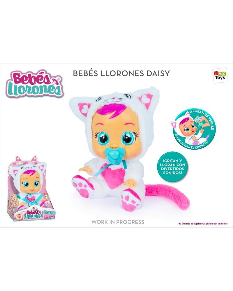 BEBES  LLORONES DAISY 91658 - N55420