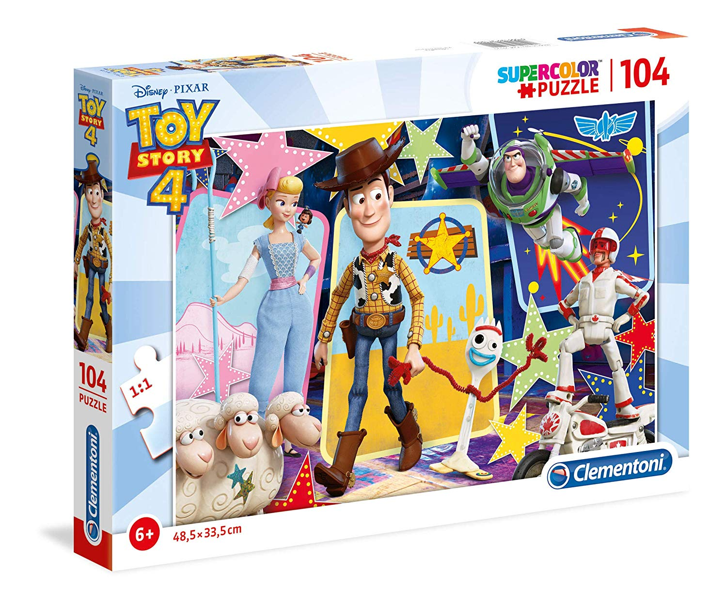 PUZZLE 104 TOY STORY 4 27129