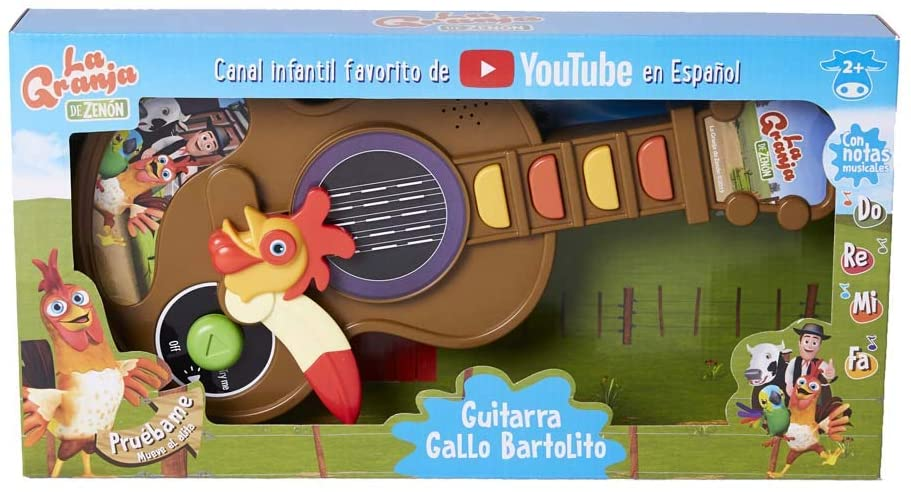 GUITARRA GALLO BARTOLITO 81001