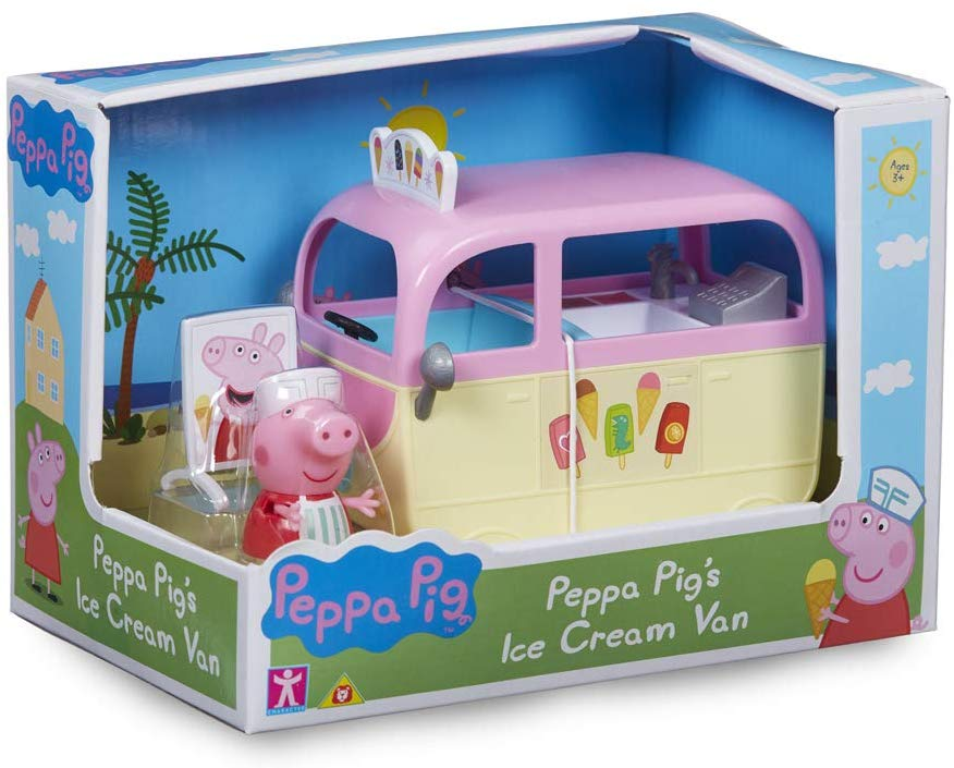 HELADERIA PEPPA PIG CO07153