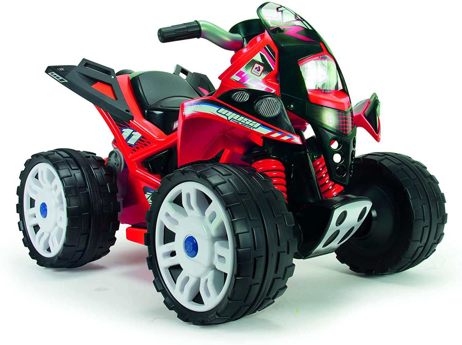QUAD THE BEAST 12V ROJO 761
