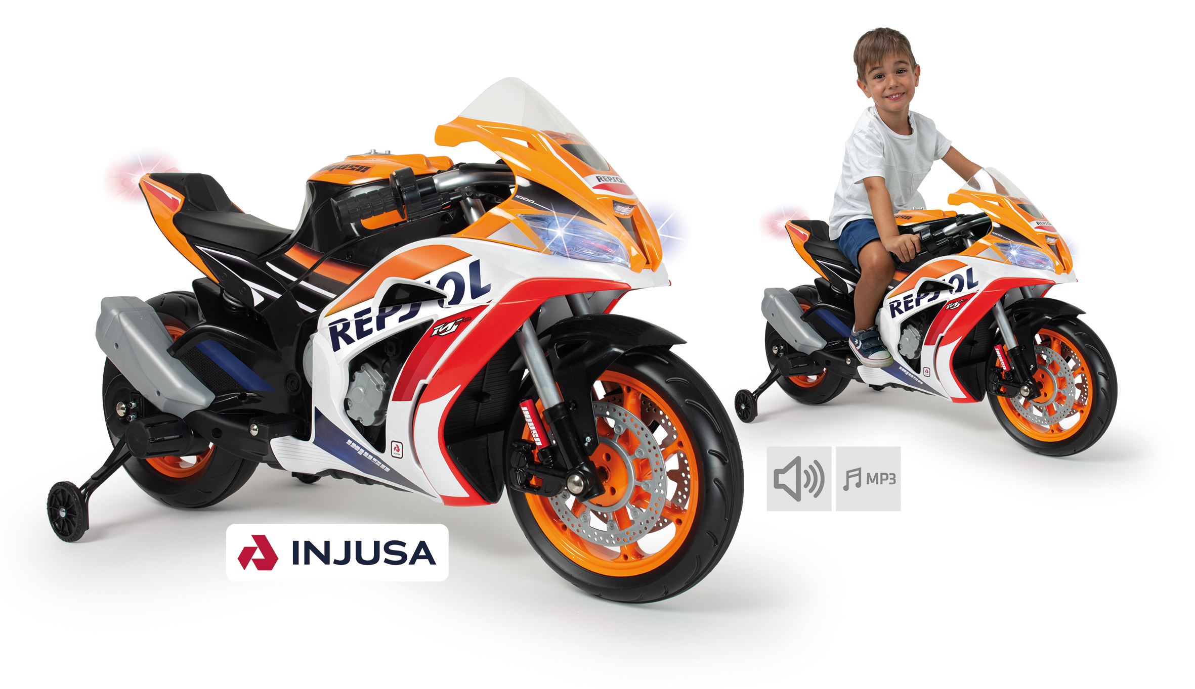 MOTO REPSOL 12V 6491  - N59920