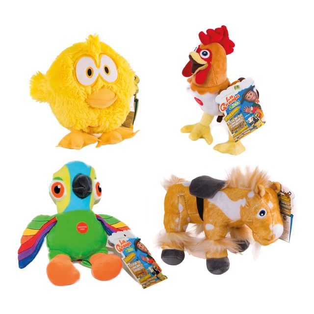PELUCHES MUSICALES 80001F