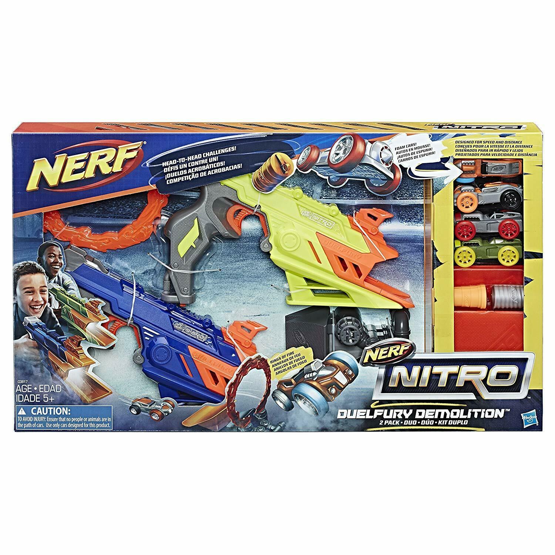 NERF NITRO DEMOLITION C0817