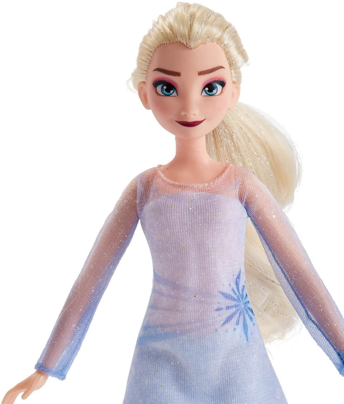 FROZEN 2 ELSA Y SWIN AND WALK NOKK E6716