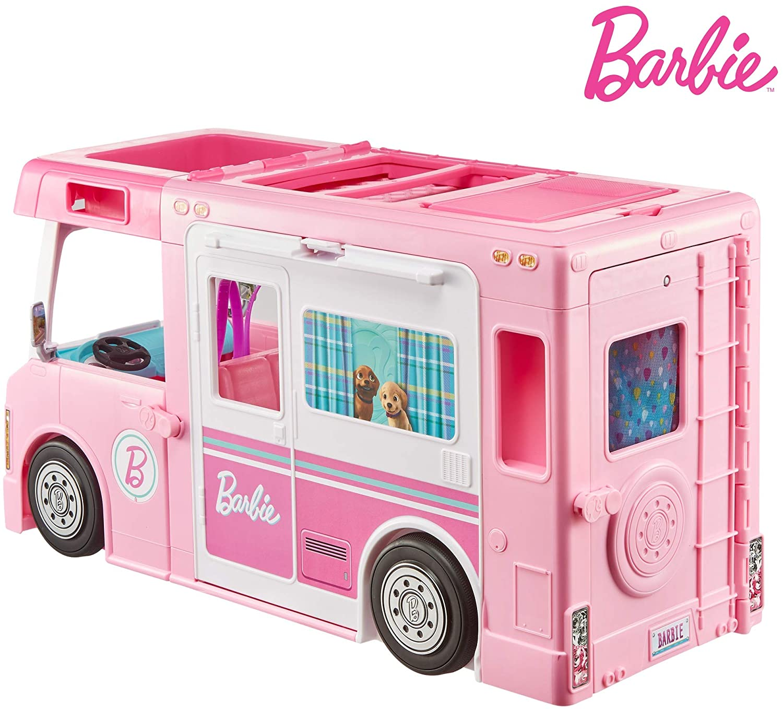 AUTOCARAVANA DE BARBIE GHL93 - N62820
