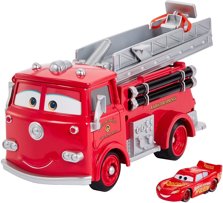 RED SUPER CAMION DE BOMBEROS GPH80