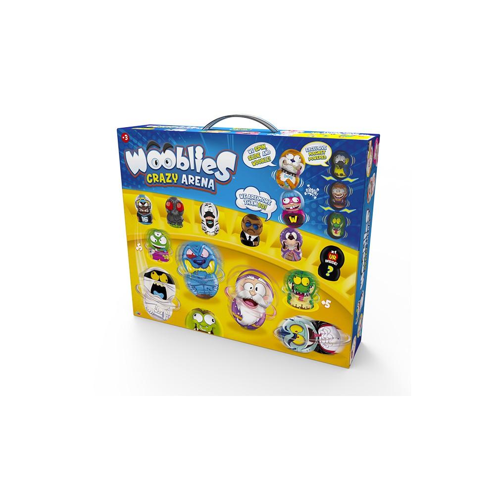 WOOBLIES ARENA DE COMBATE 21692 - N19020
