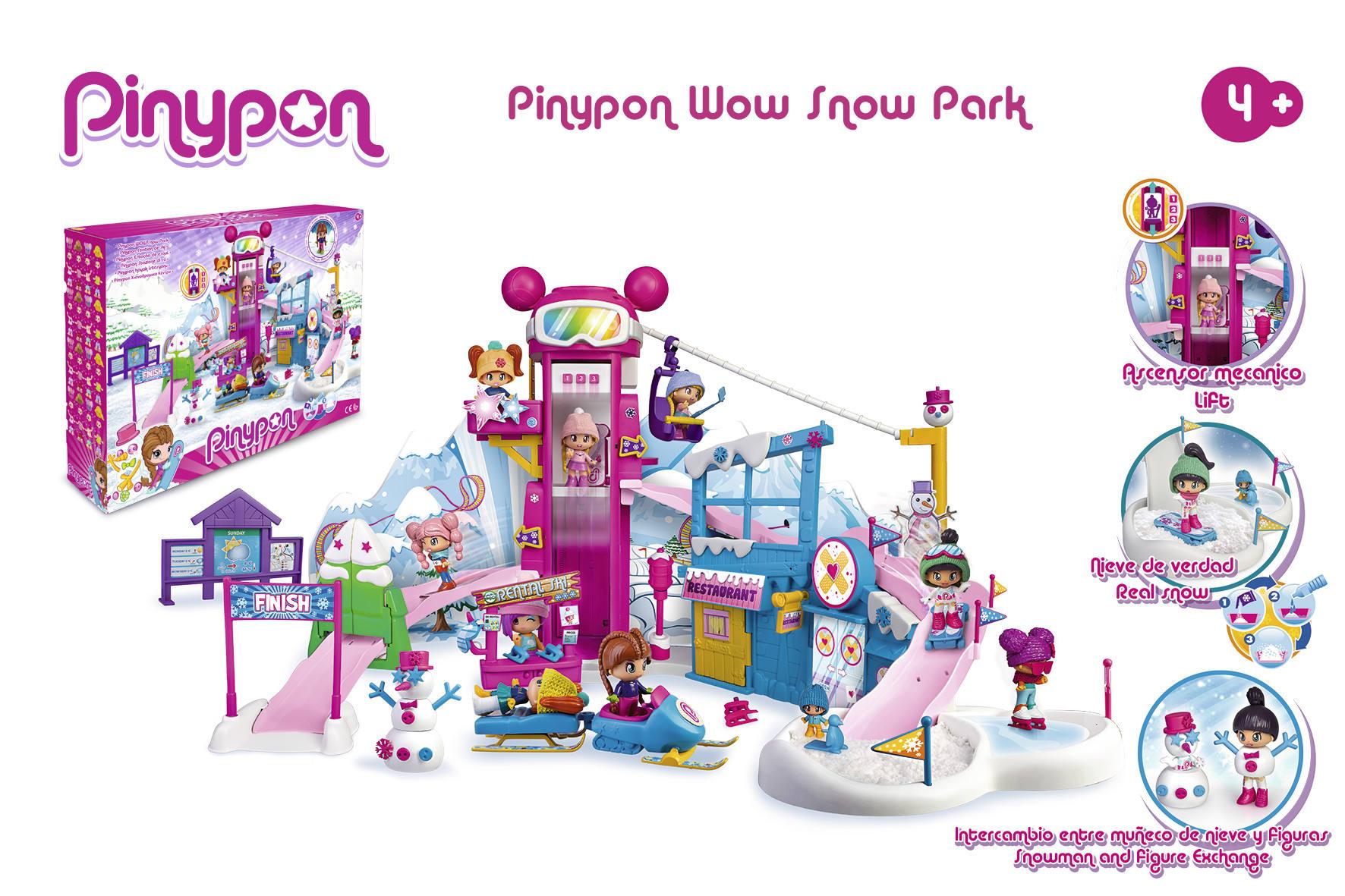 ESTACION DE ESQUI PINYPON 15780 - N38820