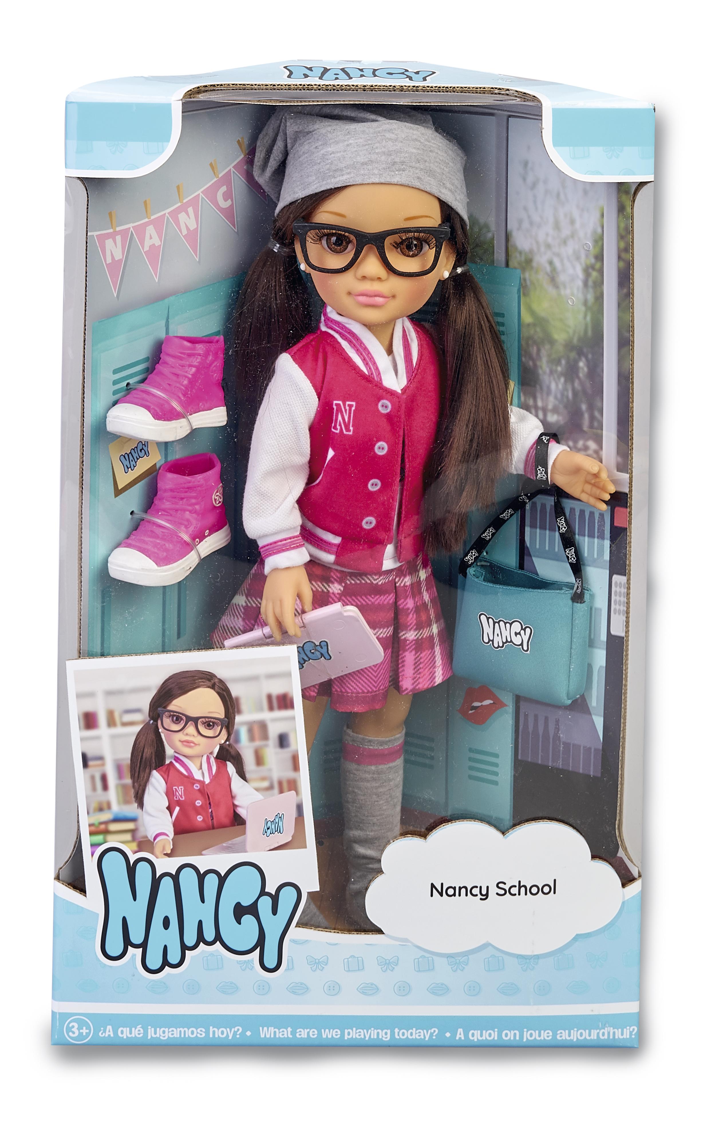 NANCY UN DIA DE COLEGIO 15784  N35320