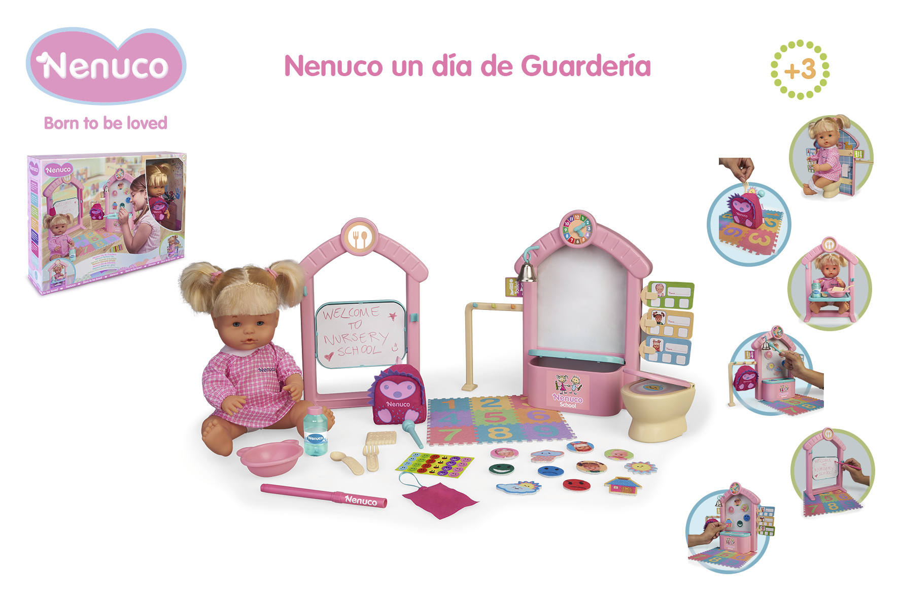 NENUCO DIA DE GUARDERIA 15834 - N42320