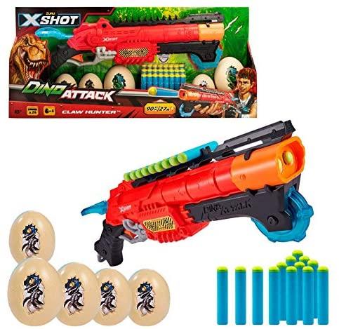 X-SHOT DINO ATTACK PISTOLA CLAW H. 46560