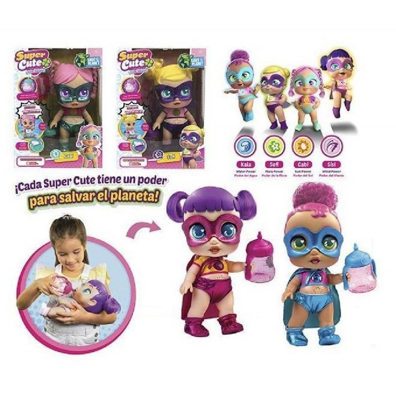 SUPER CUTE LITTLE BABIES MUÑECAS 46481 - N24720