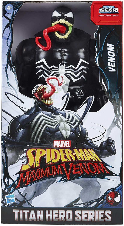SPIDERMAN FIGURA TITAN VENOM E8684