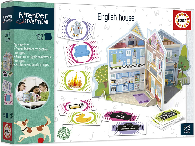 ENGLISH HOUSE 18705