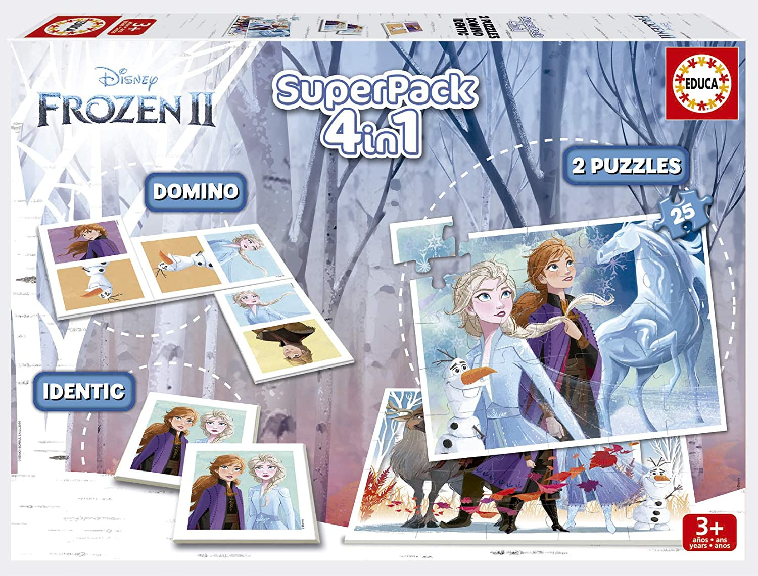 SUPERPACK FROZEN 18378