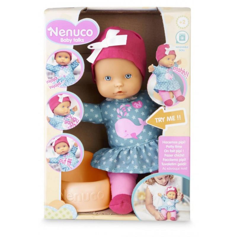 NENUCO BABY TALKS HACEMOS PIPI 16281