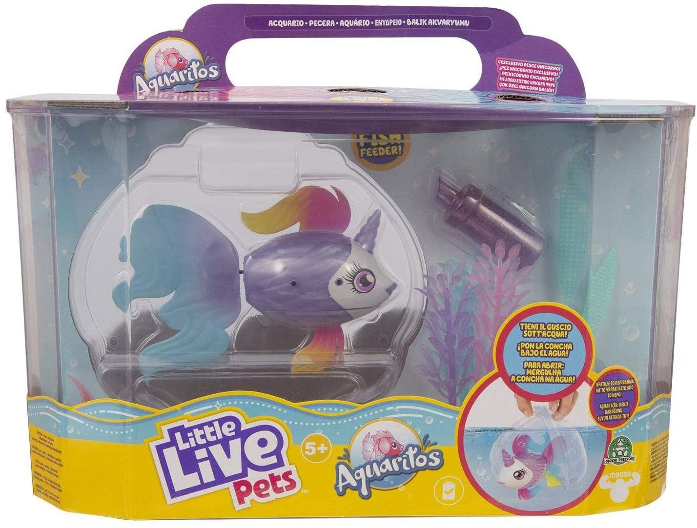 PECERRA DE AGUARITOS LITTLE LIVE PETS LP100010