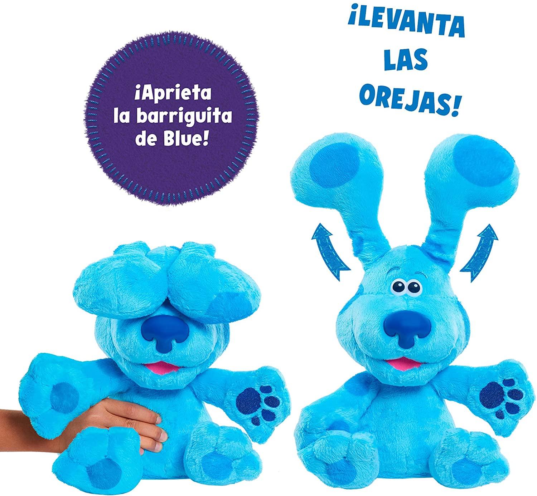 PISTA DE BLUE Y TU PELUCHE PEEK A BOO BLUE BLU02100