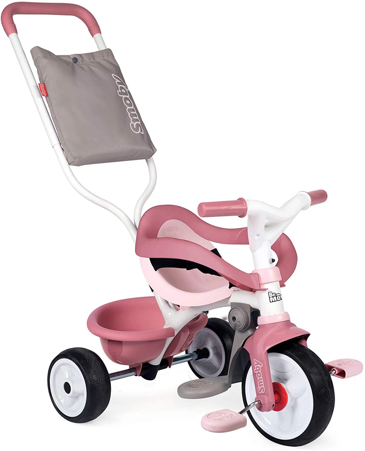 TRICICLO BE MOVE COMFORT ROSA 740415