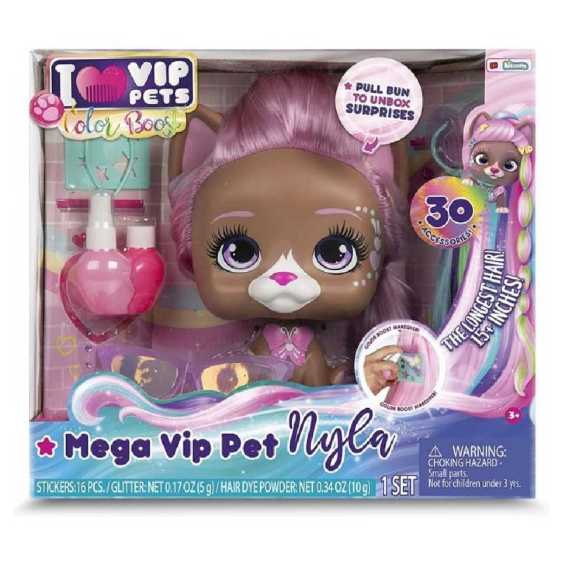 MEGA VIP PET NYLA 711907 - N40321