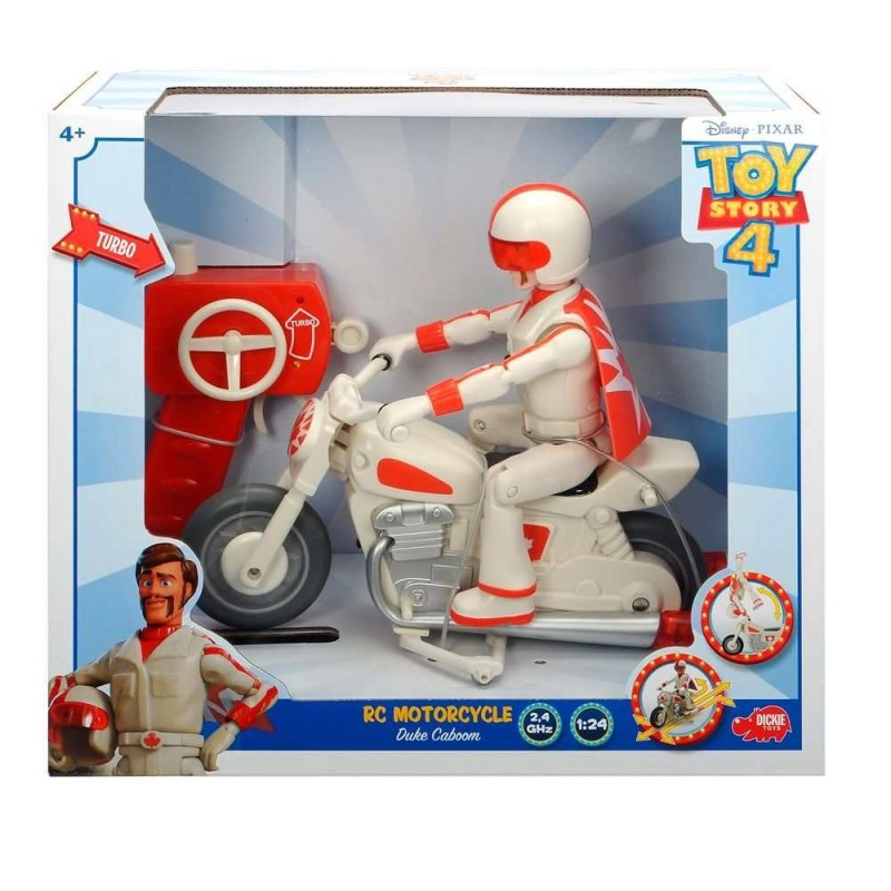 RC TOY STORY - MOTO CANUCK 1:24 3154003