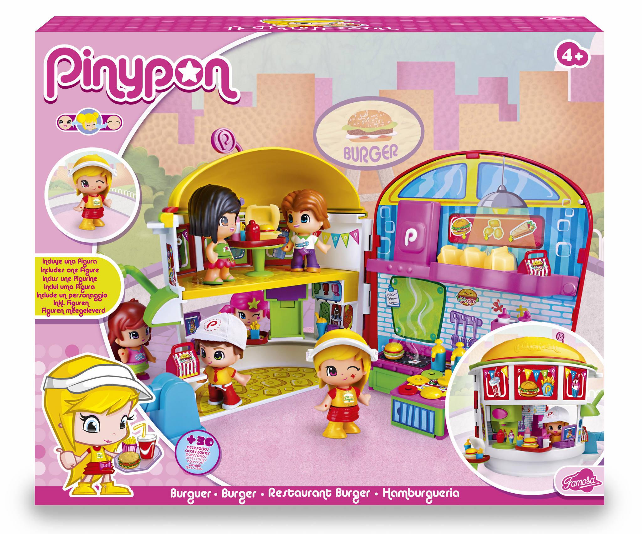 PINYPON BURGUER 12063