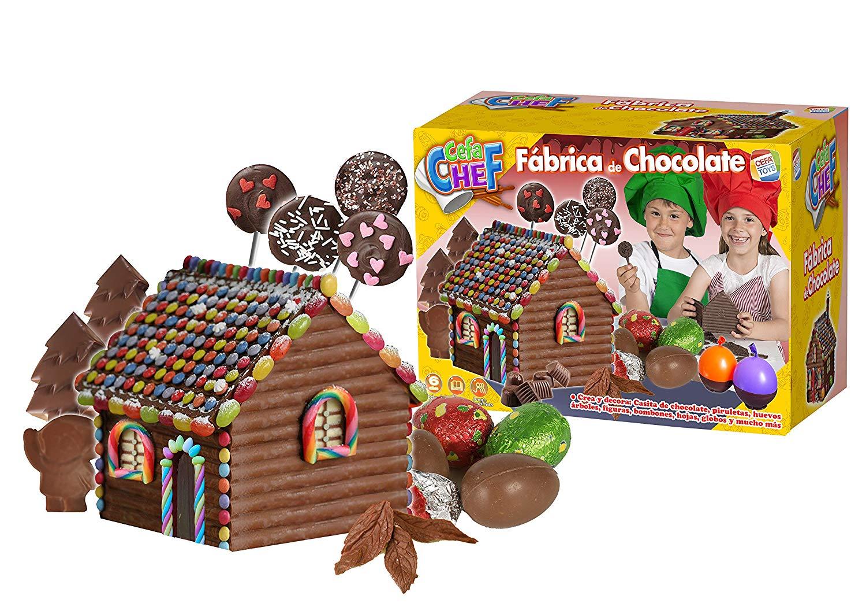 CEFA CHEF FABRICA DE CHOCOLATE 21791 - N53319