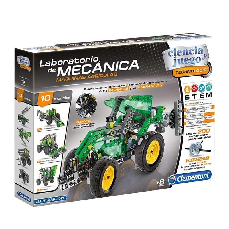 LABO.MECANICA MAQUINAS AGRICOLAS 55162